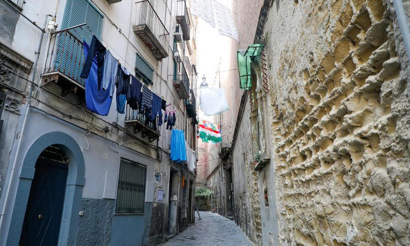 italia divisa nord sud punto vista economico sociale