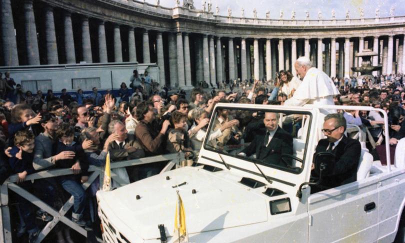 attentato papa karol wojtyla ilario martella