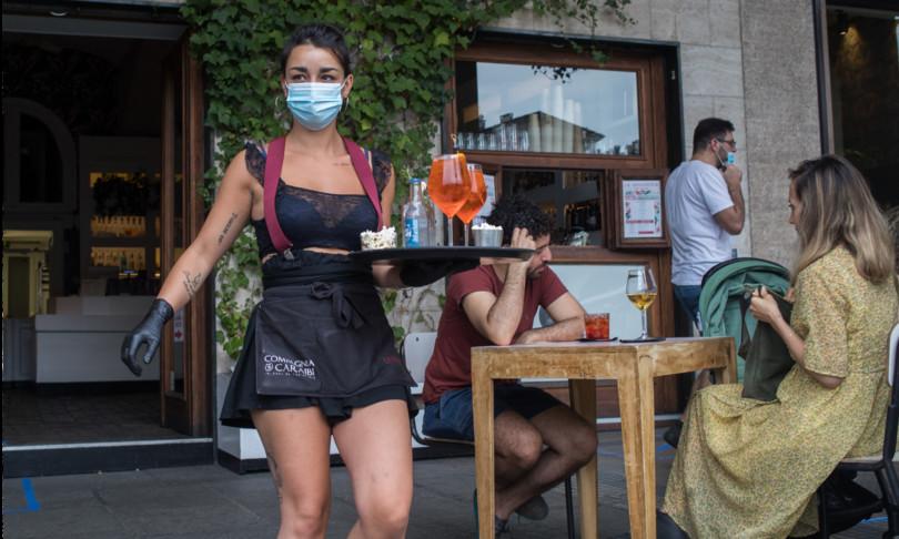 coldiretti bar agriturismo ristoranti riaperture zona gialla