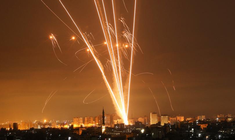 israele Idf attacco forze aeree e terrestri Gaza