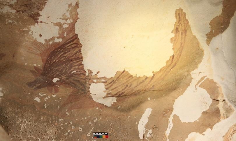 Clima Arte rupestre Indonesia