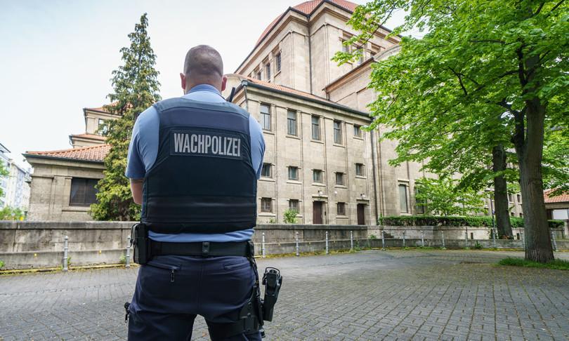rischio attentati sinagoghe ebrei germania