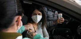 La Lombardia apre le prenotazioni per i vaccini ai 40 enni dal 20 maggio