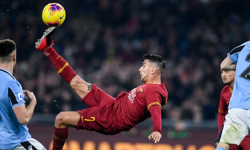 derby roma lazio mourinho effetto