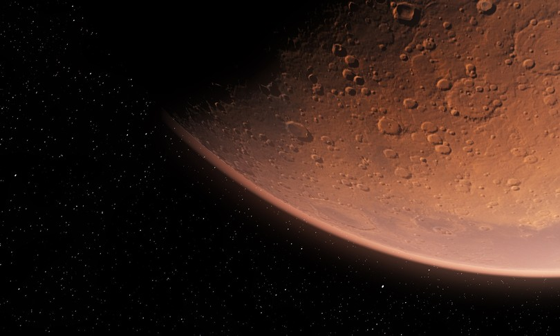 Spazio Cina sbarca Marte rover zhurong