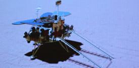La Cina sbarca su Marte, è arrivato il rover Zhurong