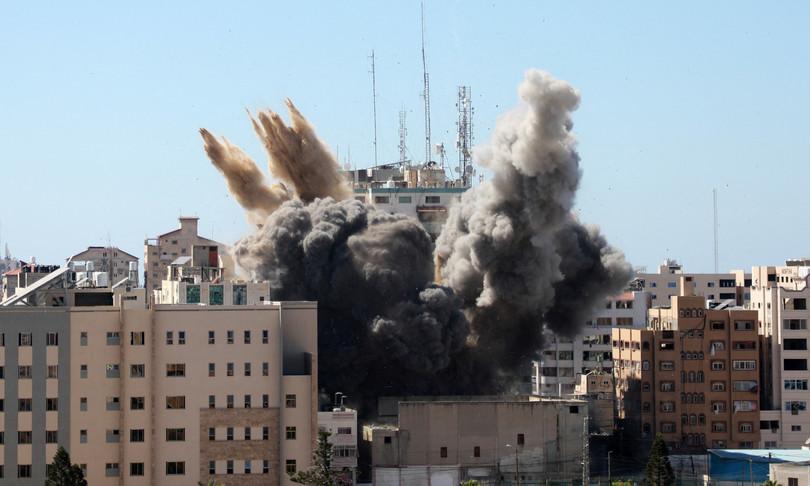 israele palestinareazioni socialscontro medioriente