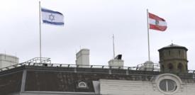 Kurz fa esporre la bandiera di Israele sulla cancelliera di Vienna, Zarif annulla la visita in Austria