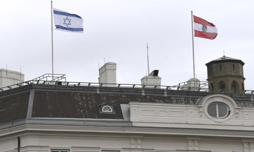austria kurz israele bandiera zarif