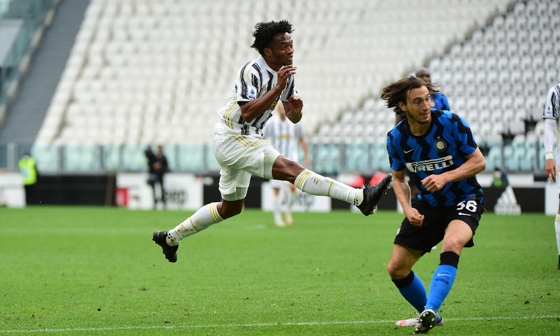 calcio juve batte Inter 3-2 spera in champions