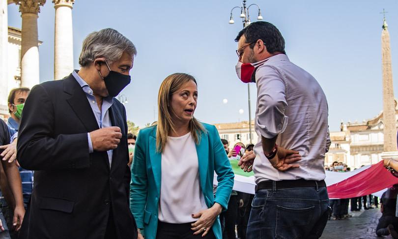 sindaco centrodestra roma milano albertini e bertolaso