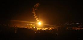 In Israele è stata un'altra notte di razzi e contrattacchi