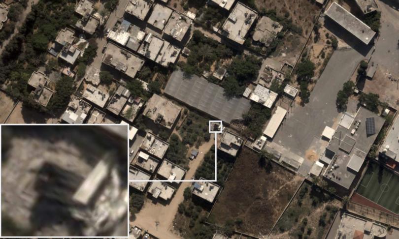 Israele notte razzi contrattacchi