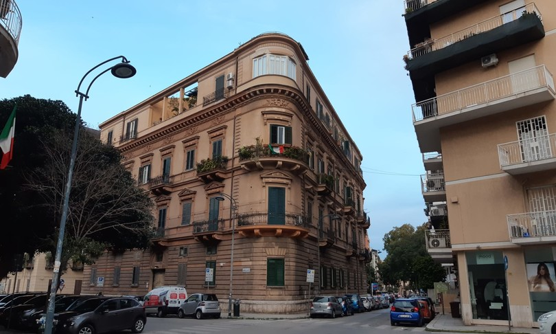 scavi metropolitana Palermo mettono repentaglio palazzo storico