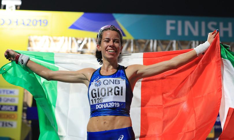 atletica europei marcia argento Giorgi bronzo Barcella su 35 km