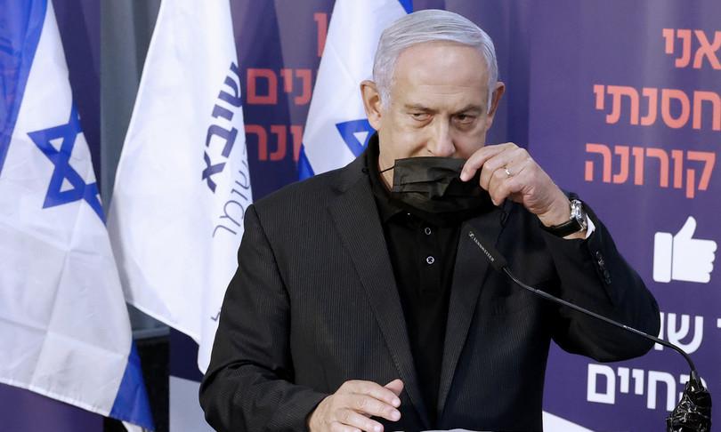 Gaza Palestina Israele Netanyahu