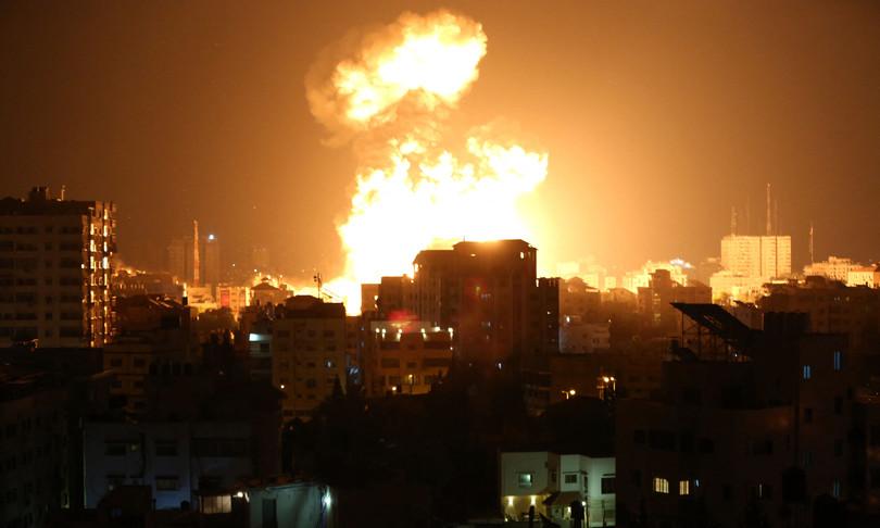 medio oriente raid gazanetanyahuoperazione richiedera ancora tempo