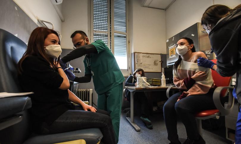 vaccino lazio open day maturandi