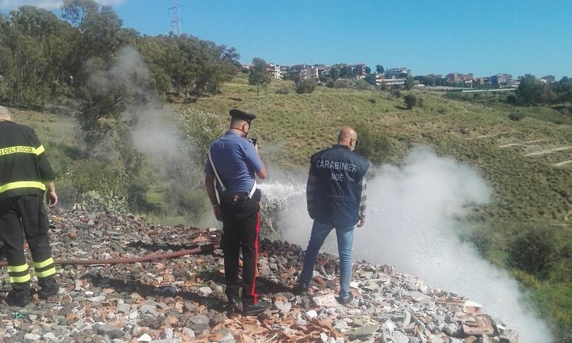 traffico rifiuti piemonte puglia arresti lecce taranto