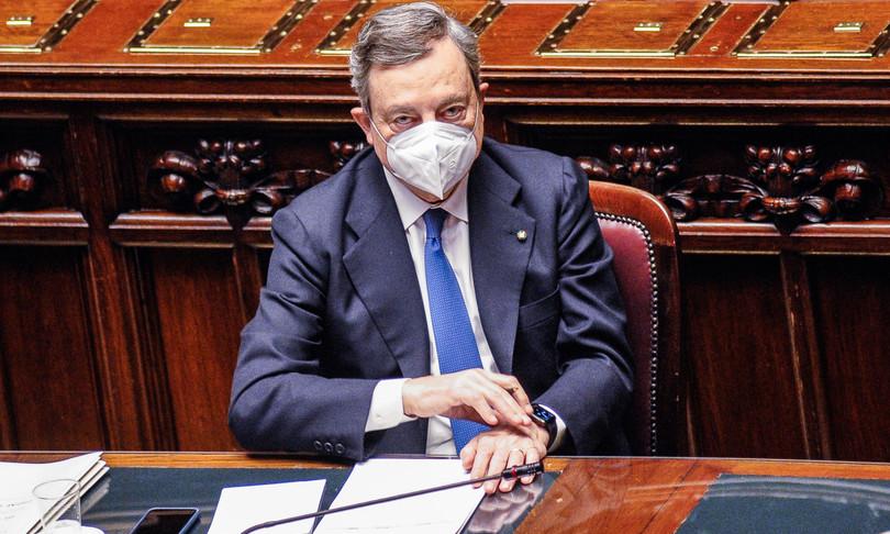 Draghi Li Italia Cina Ue Commercio