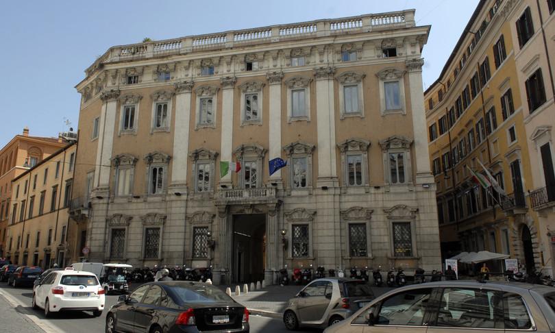 casini palazzo cenci bolognetti dc ritorno