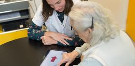 Un semplice esame del sangue per diagnosticare l'Alzheimer