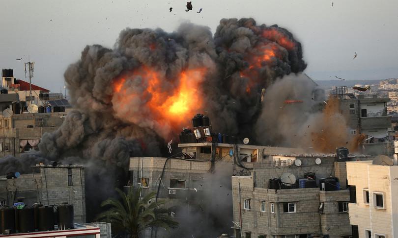 Bidenpreme deescalation Netanyahu avanti