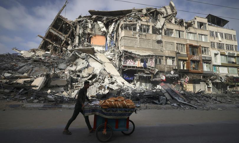ripreso lancio razzi gaza israele si va verso cessate fuoco
