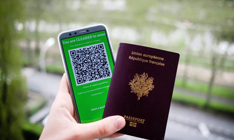 decisione europa green pass covid