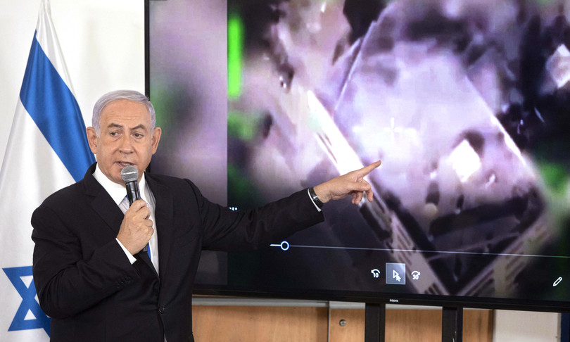 israele netanyahuconvocagabinetto sicurezza tregua gaza