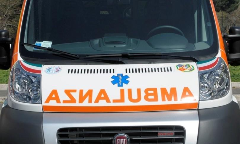 uccisi ambulanza barelliere