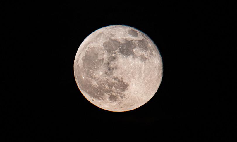 tutti pronti per super Luna