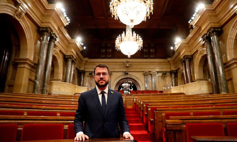 indipendentista aragones eletto nuovo presidente catalogna