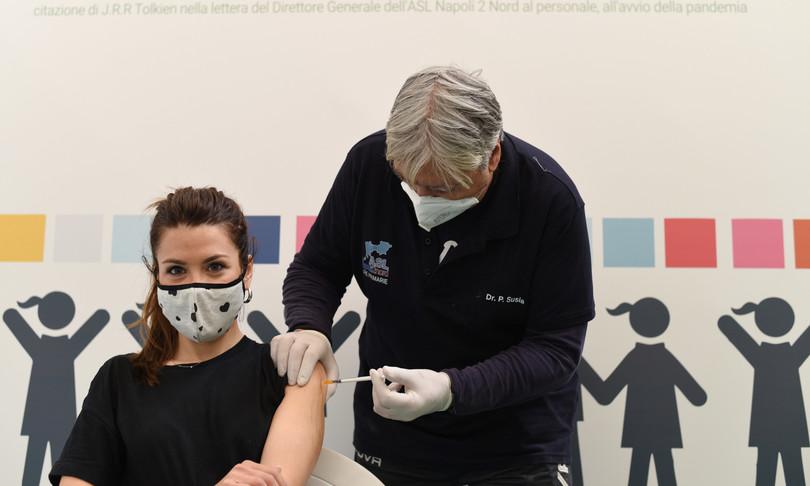 Covid somministrazioni vaccino