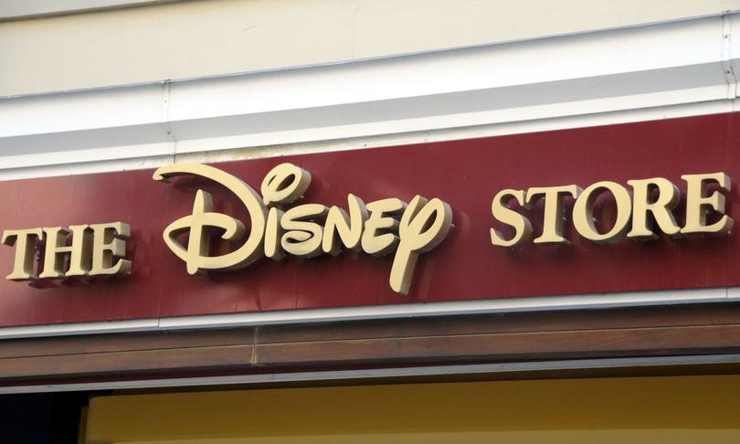Disney store chiusura