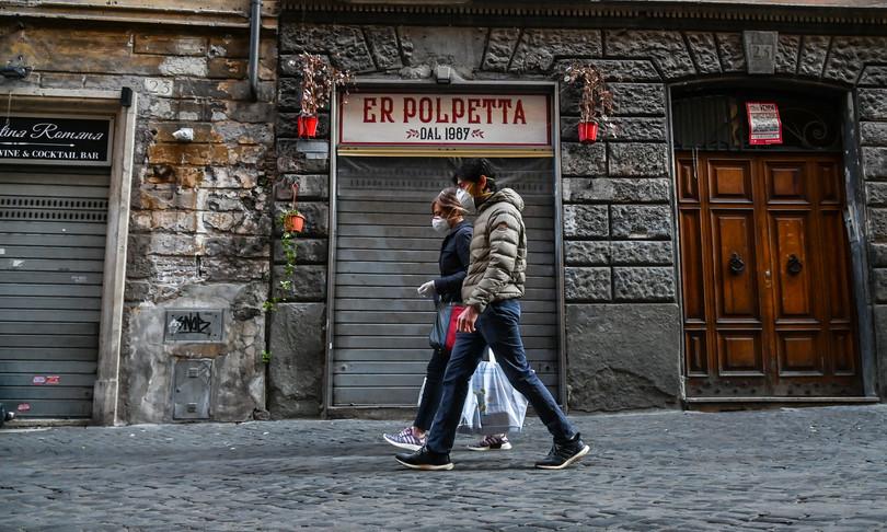consumi italia 2020 dati confesercenti istat