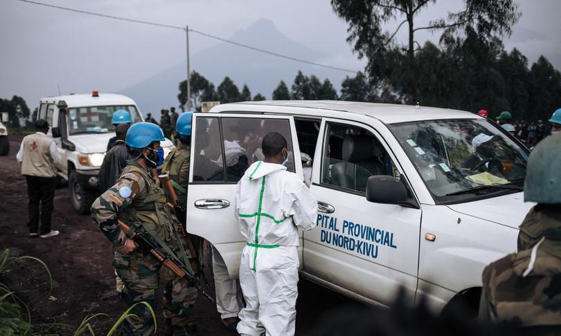 Arresti Congo omicidio AttanasioIacovacci