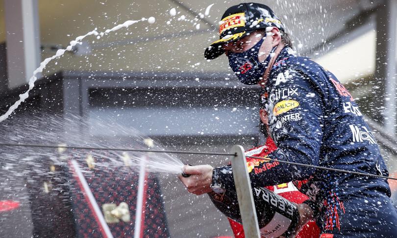 F1: Verstappen (Red Bull) vince GP Monaco dopo ritiro Leclerc