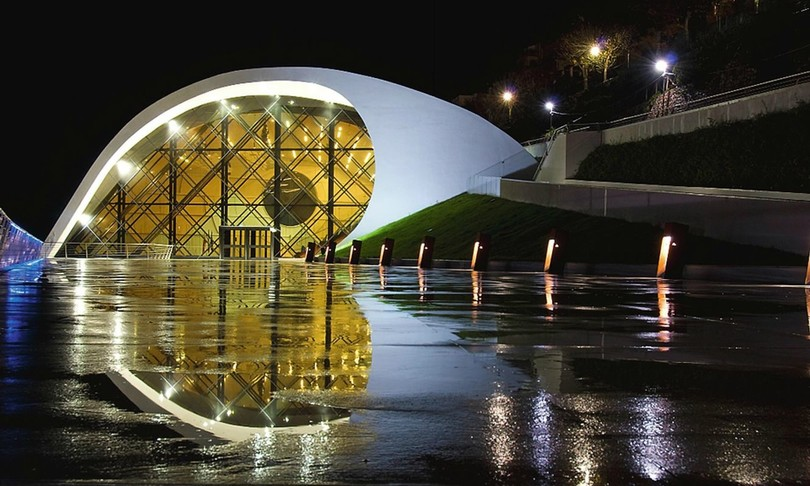 restyling Auditorium Ravello