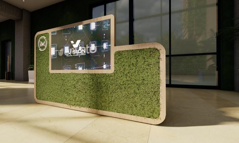 lichene stabilizzatoabbatte il rumore negli uffici
