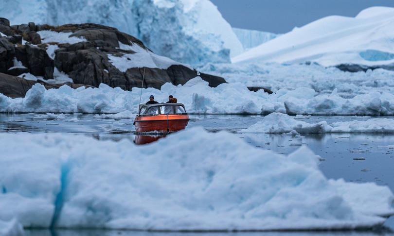 mercurio acque fusione glaciali Groenlandia