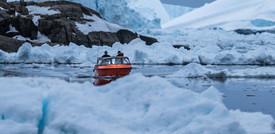 Trovato mercurio nelle acque di fusione glaciali della Groenlandia