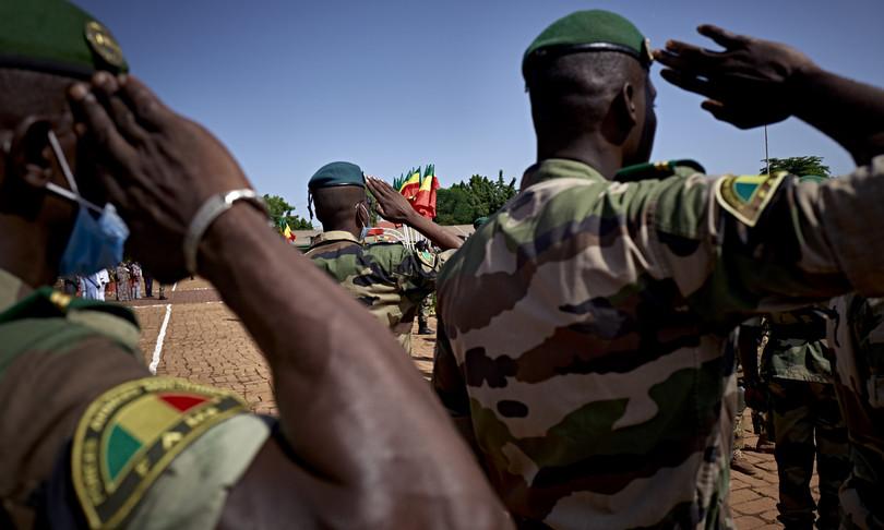 Golpe Mali militari
