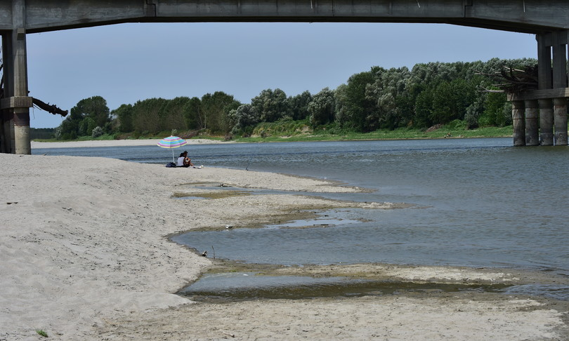 metereologo caroselli salviamo i fiumi