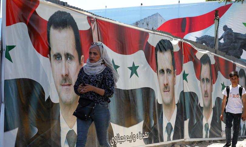 elezioni presidenziali siria