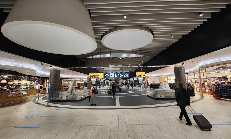 aeroporto fiumicino voli covid tested su tutti Paesi selezionati