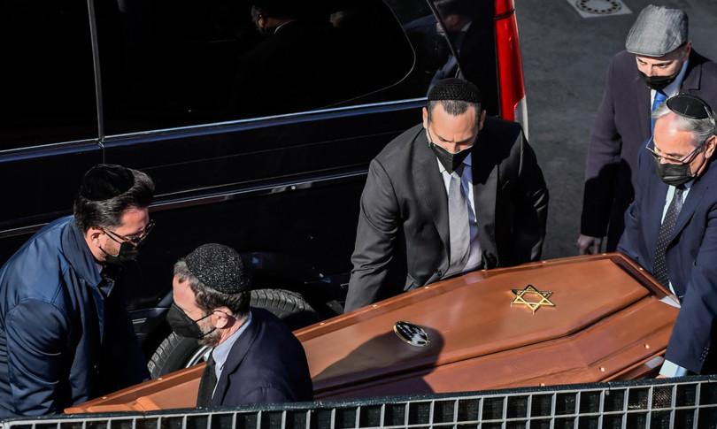 funivia funerali famiglia eitan israele ambasciatore italiano