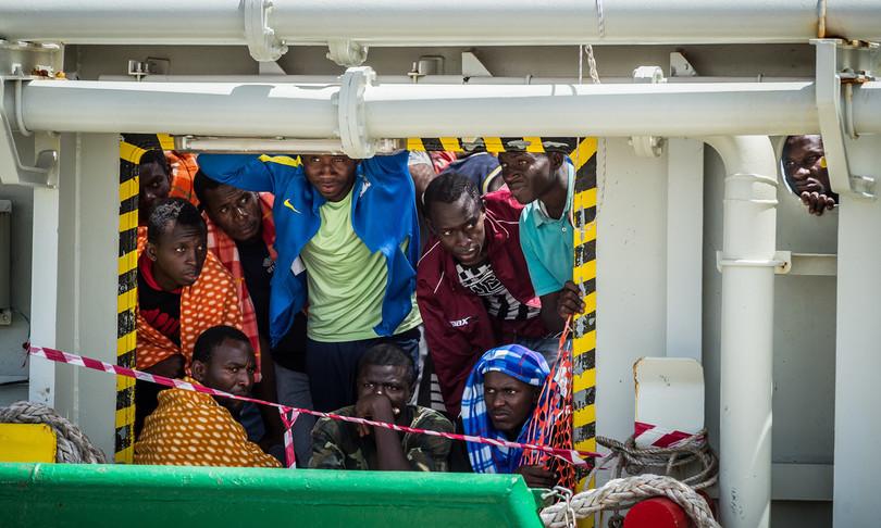 lamorgese ue sentirà nostra voce su migranti