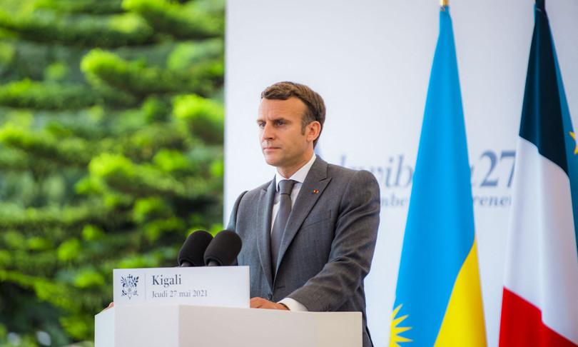 mea culpa macron francia genocidio ruanda