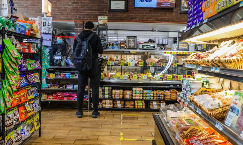Usa inflazione accelera aprile